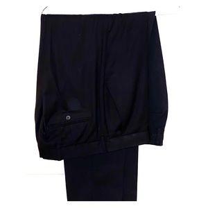 Men's J. Ferrar Slim fit Dress Pant black, 32x30